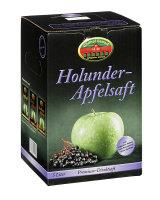 Holunder-Apfelsaft