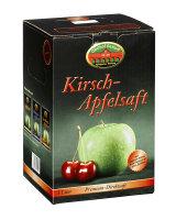 Kirsch-Apfelsaft